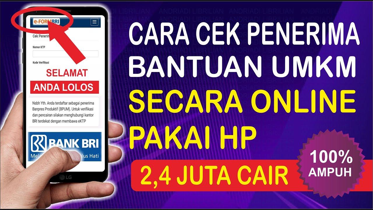 Cara Daftar Umkm 2020 Online Kota Semarang Youtube