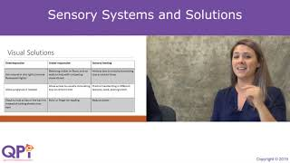 Sensory Systems & Solutions