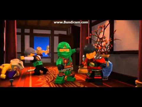 Ninjago all 2015 ninjas zane 2 0 cole jay kai lloyd youtube - Ninjago lloyd and kai ...