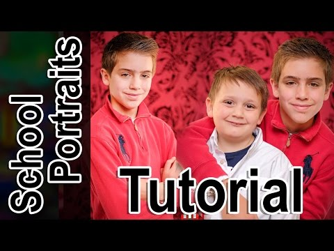 How To: School Portraits Explained