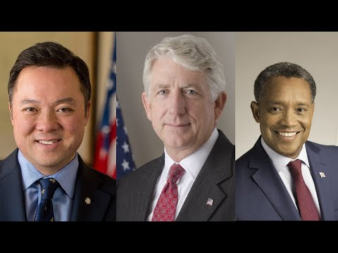 Addressing the rise of anti-Asian hate, with AG Herring, AG Tong, and AG Racine