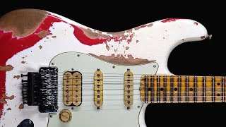 Dirty Blues Rock Guitar Backing Track Jam in B Minor