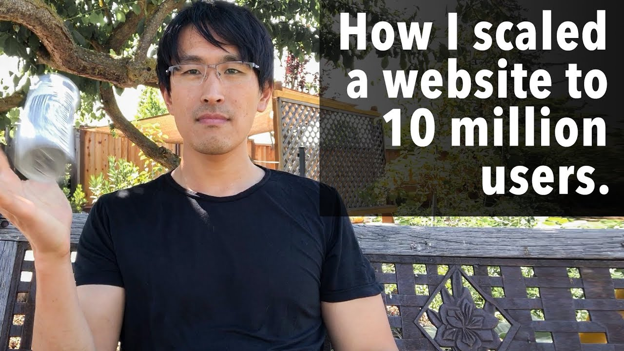 How I scaled a website to 10 million users