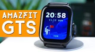 Обзор Xiaomi Amazfit GTS — бюджетный аналог Apple Watch