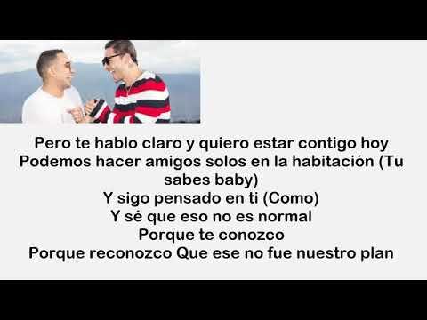 Vivo Pensando En Ti Felipe Peláez -ft. Maluma (Letra)