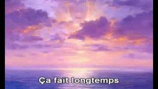 Je rêve, Grégory Lemarchal Karaoke