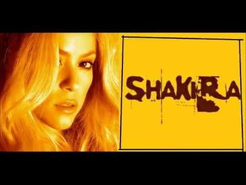 Shakira - Addicted To You (Lyric Video)