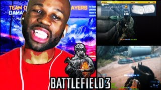 Battlefield 3 FACE CAM - RAGE MOMENT - Battlefield vs. Call of Duty (BF3 Gameplay)