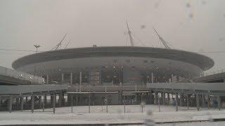 Zašto je Zenit Arena jedan od najslkupljih stadiona?