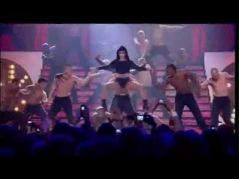 INT.ZONE*Cheryl Cole**Brits 2010**  Fight For This Love *