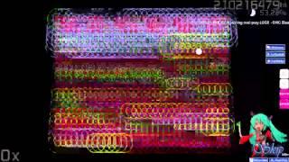 Osu! | Auto Screws Up | LQGR - OMG [BadApple] (Outcome #2)