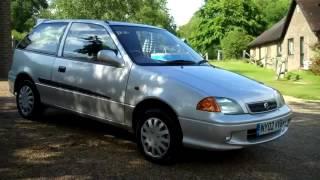 Suzuki Swift GLS 2002 993 Video