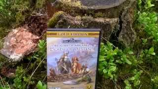 Realms of Arkania Blade of Destiny Gold Edition Unboxing (PC) ENGLISH