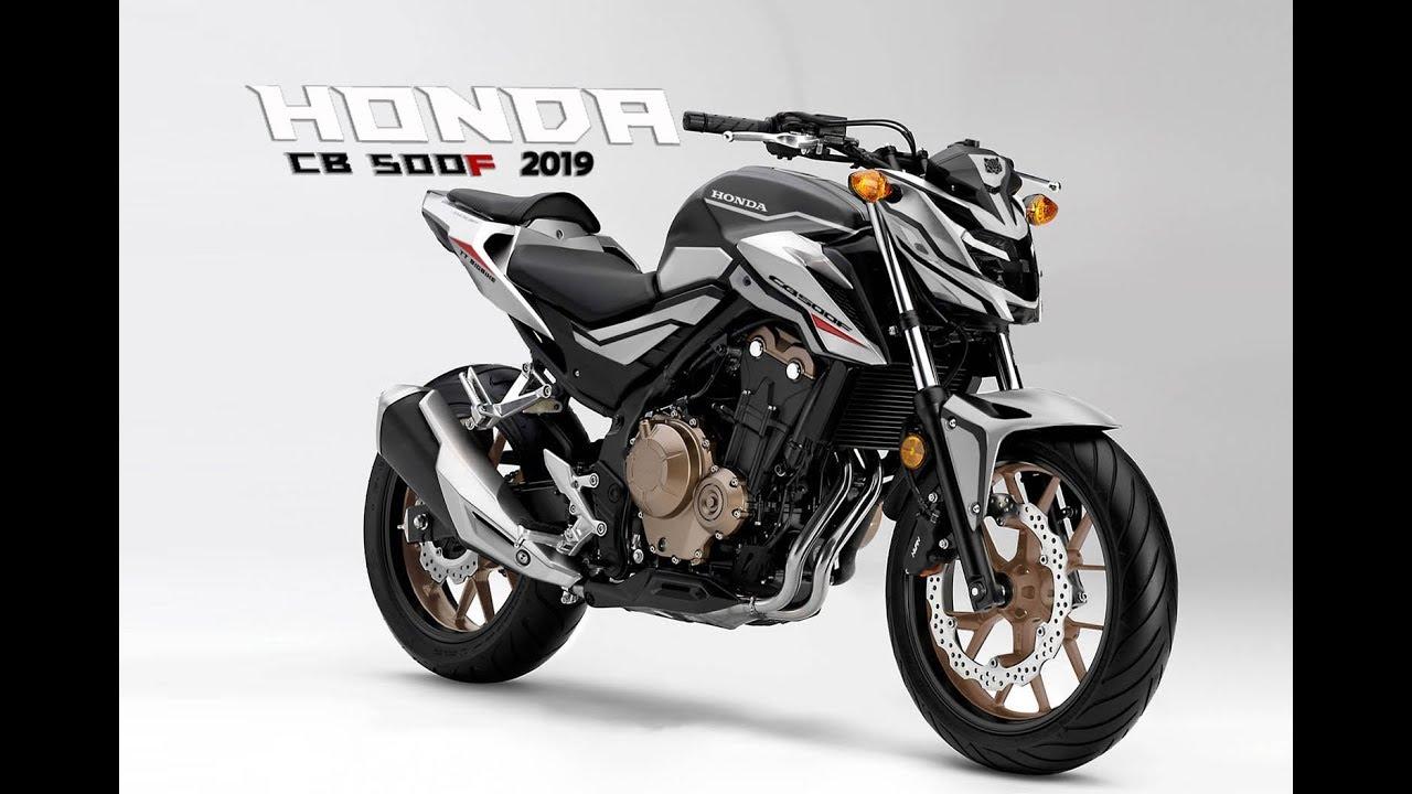New 2019 HONDA CBR500F CONCEPT | 2019 Honda CBR500F Sportbike 500cc - YouTube