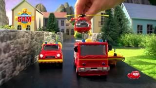 Игрушки Пожарный Сэм FIREMAN SAM(Лодки, машинки, фигурки для игры в Пожарного Сэма, а так же разнообразные аксессуары для мальчиков: водяные..., 2016-02-06T09:38:26.000Z)