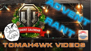 World of Tanks - Advent Calendar Rant 2015