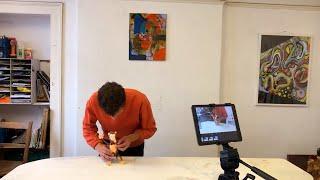 Cer i Greu | Animeiddio Stop Motion | Animation with Llyr