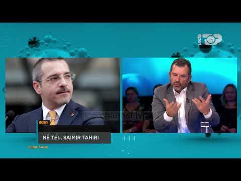 Saimir Tahiri flet për Open pas vendimit dhe përplaset ashpër me Bushatin