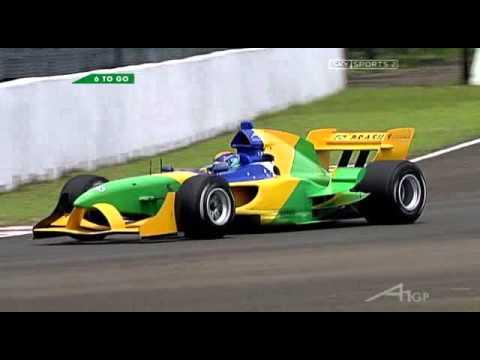 A1GP   2006 2007   Round 5   Race 1