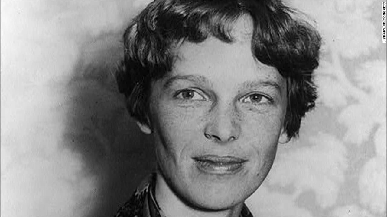 the different challenges of amelia earhart in life