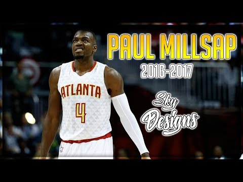 Paul Millsap Official 2016-2017 Season Highlights // 18.1 PPG, 7.7 RPG, 3.7 APG