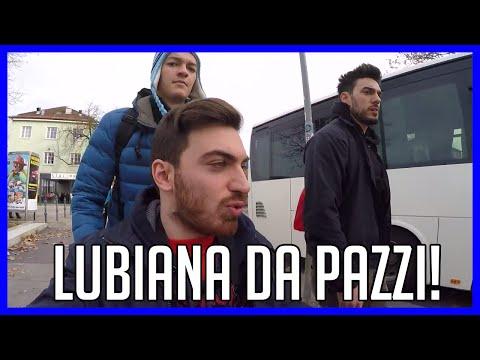 Anche il Slovenia Abbiamo Beccato la Pazza di Turno - THESHOW A LUBIANA #3 - deSció