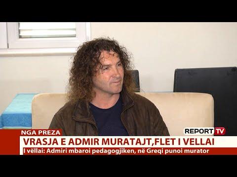 Flet vëllai i Admir Muratajt: Prokuroria mori peng Aleksandrin për të shkuar tek Admiri