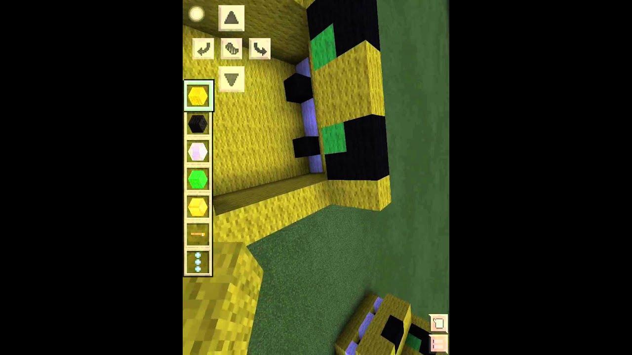 Minecraft Fnaf Spring Trap Head Toturial