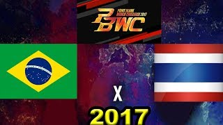 PBWC 2017 - Black Dragons [Brazil] Vs [Thailand] Signature.PB - Point Blank