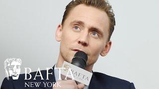 Tom Hiddleston In Conversation   BAFTA New York