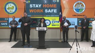 'Stay home, Work safe order' goes into effect in Harris County, Houston at midnight