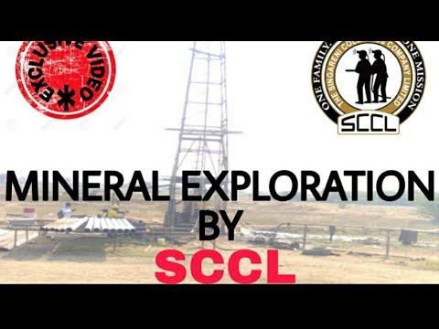 MINERAL EXPLORATION BY SCCL|| EXCLUSIVE|| MUST WATCH