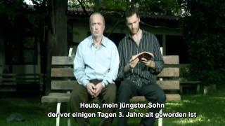 Eine traurige Geschichte von einem alten Vater, seinem Sohn und einem Spatz