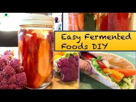 Fermenting Foods DIY