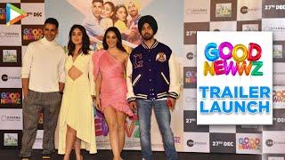 Good Newwz Trailer Launch | Akshay Kumar | Kareena Kapoor Khan | Diljit Dosanjh | Kiara