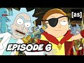 Rick And Morty Season 4 Episode 6 Evil Morty TOP 10 WTF And Easter Eggs
