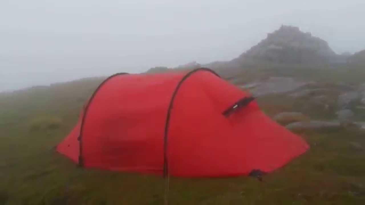 & Hilleberg Nammatj 2 Mourne Mountains - YouTube