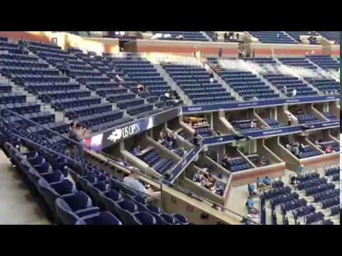 New York | Arthur Ashe Stadium | The Largest Tennis Stadium In The World