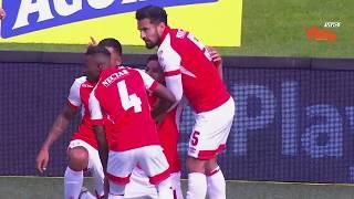 Santa Fe vs Alianza Petrolera (1-0) Liga Aguila 2019-II   Cuadrangulares fecha 3