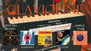 The earliest synth soĮos in popular music - Little Red Monkey, Runaway, Telstar