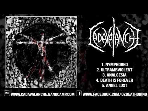 Cadavalanche - Death Forever (FULL EP 2016 1080p HD)