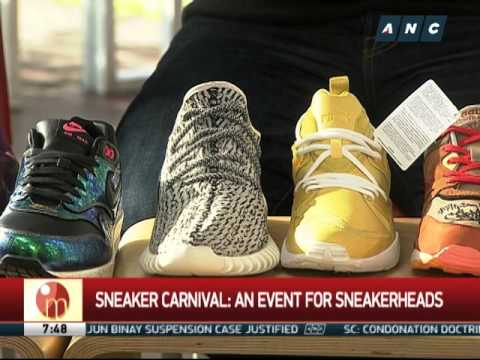 Sneakerhead? Join the world's first sneakers-lover gathering