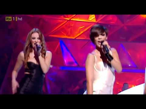The Saturdays - ego dancing on ice (edited sexy version) [HD]
