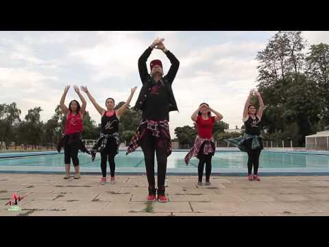 Coreografia Alejandro Vidal - Chayanne - Madre Tierra (Oye)