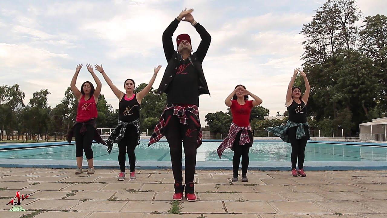 Coreografia Alejandro Vidal Chayanne Madre Tierra Oye Youtube