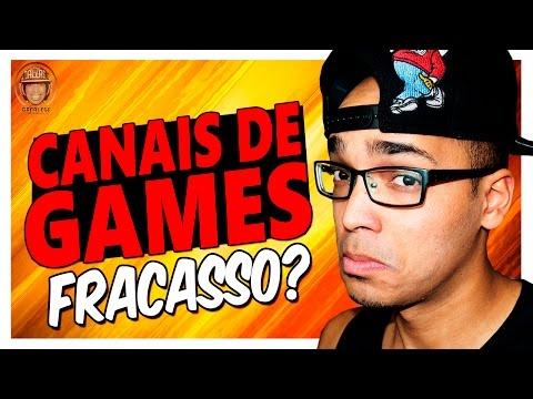 CANAIS DE GAMES NOVOS NÃO TEM SUCESSO?!│DICAS PARA YOUTUBERS