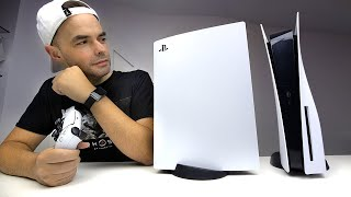 PlayStation 5 Unboxing e ...
