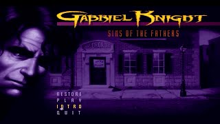 Let's Play Gabriel Knight: Sins of the Father (part 1)