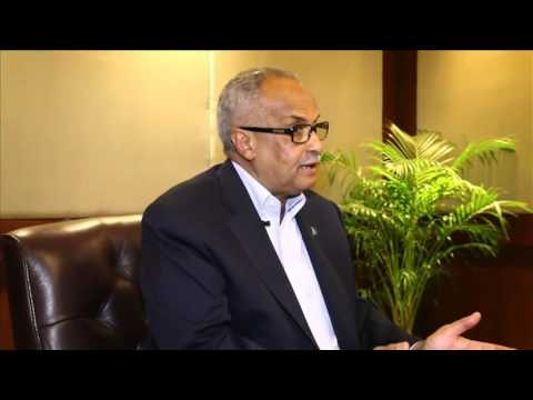 Exclusive Interview with H E Abdusalam H  Omer, Phd