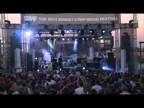 ††† (Crosses) Live at Sunset Strip Music Festival 9-20-2014 (Full Set)
